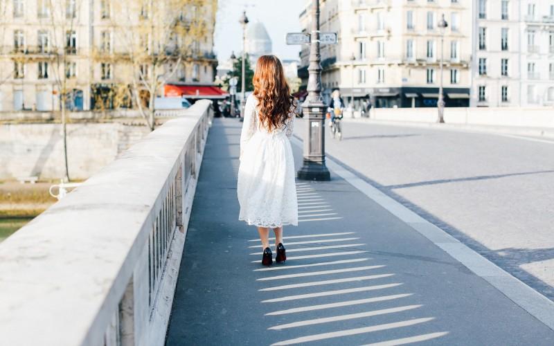 The Violette Dress