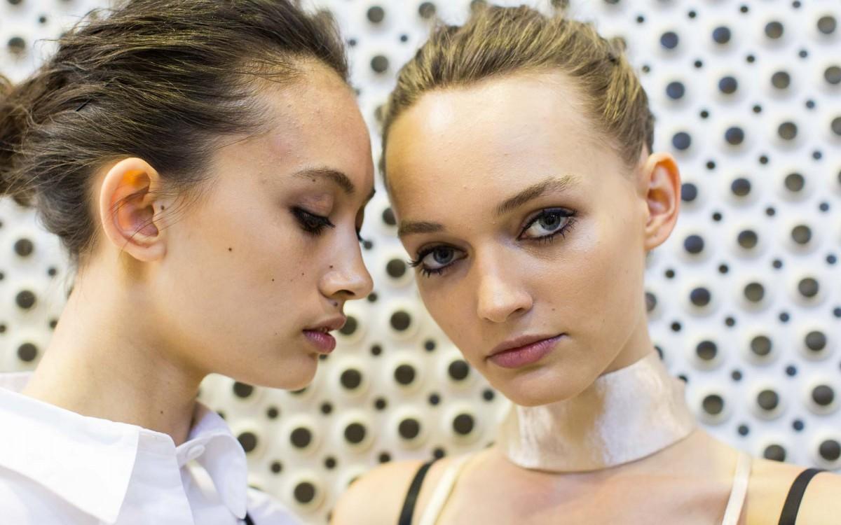 Backstage Beauty X Australia Fashion Week